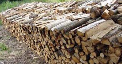Stères de bois à la vente