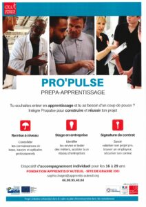 PREPA-APPRENTISSAGE
