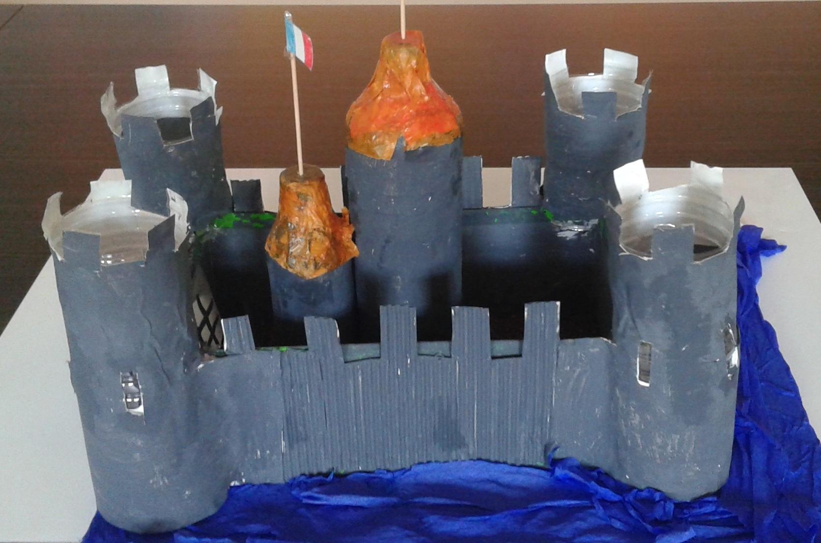 Réalisation d'un Château-Fort