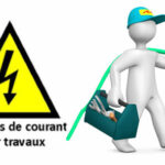 COUPURE D'ELECTRICITE