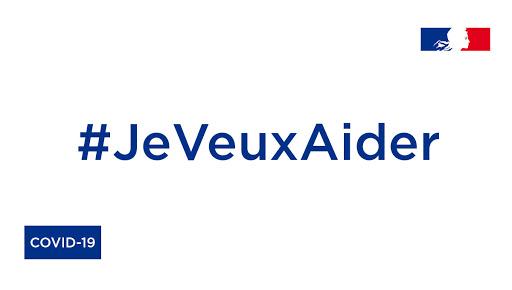 #Jeveuxaider  Plateforme d'entraide