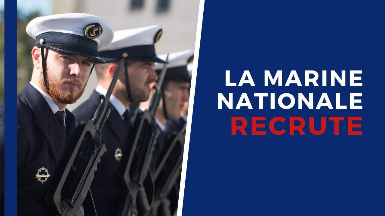 RECRUTEMENT DE LA MARINE